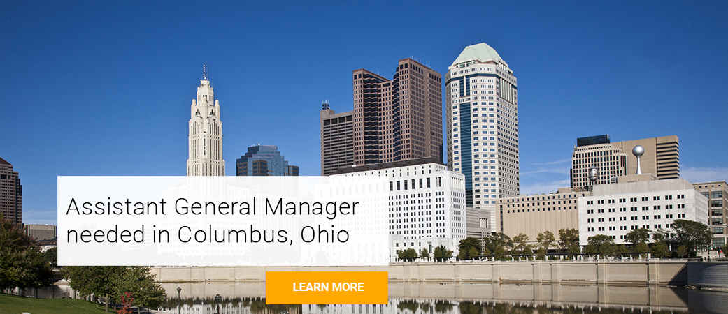 Columbus Visitors Bureau searches for Assistant General Manager, great job opportunity
