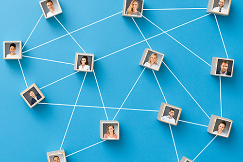 How to network while social distancing